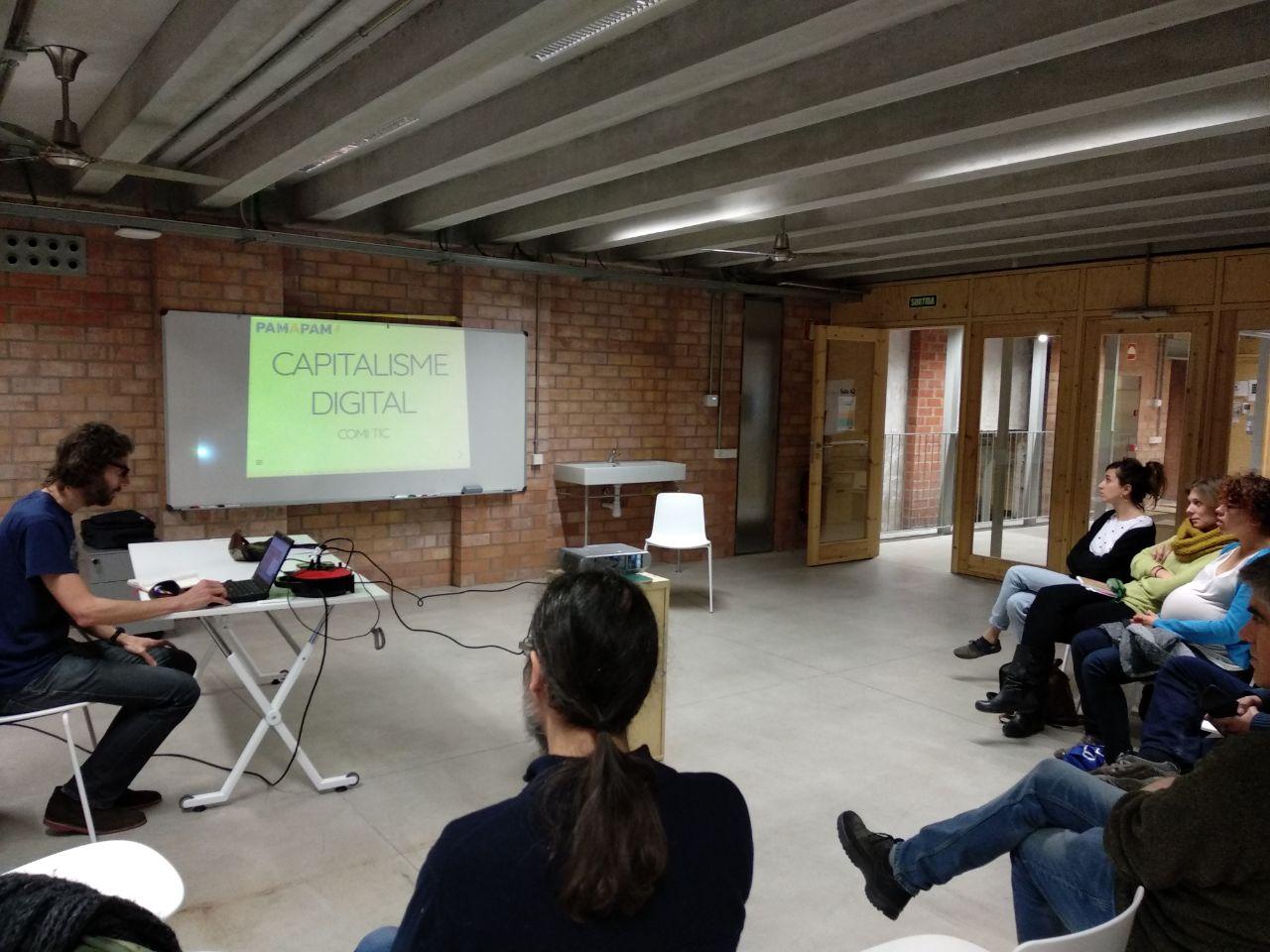 Procomuns Digitals Capitalisme GAFAM Frightful five platformcoop cooperativisme de plataforma llicencies lliures